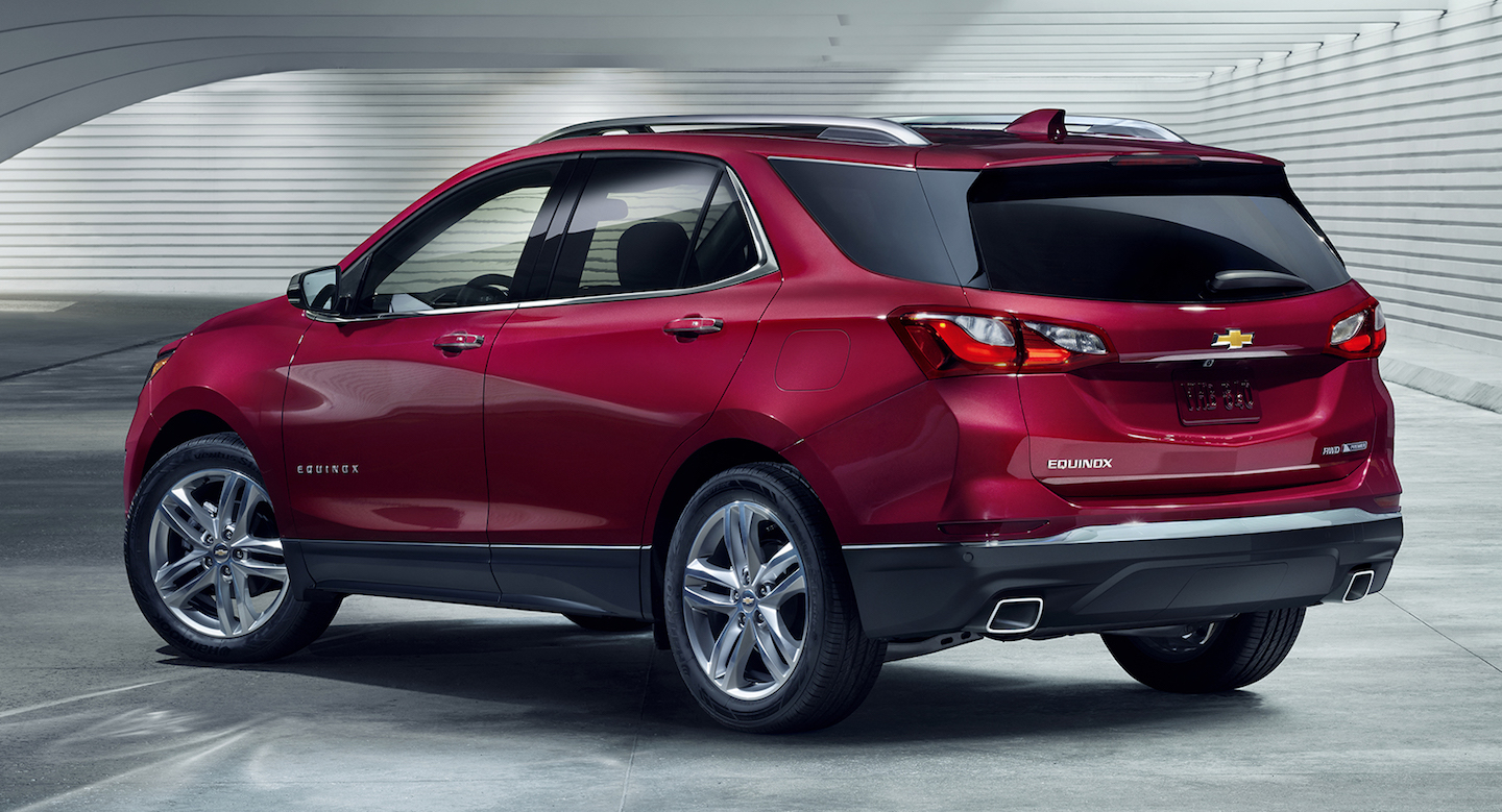 2018 CHEVY EQUINOX PREVIEW