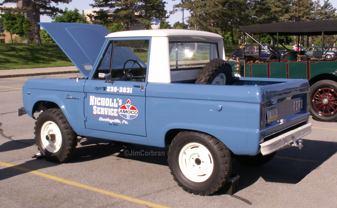 RealRides of WNY - 1967 Ford Bronco