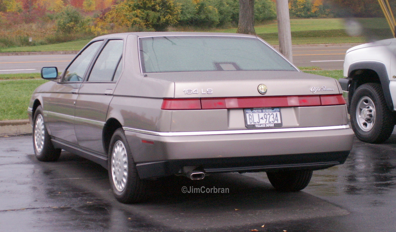 RealRides Of WNY Alfa Romeo LS - Alfa romeo 164 for sale