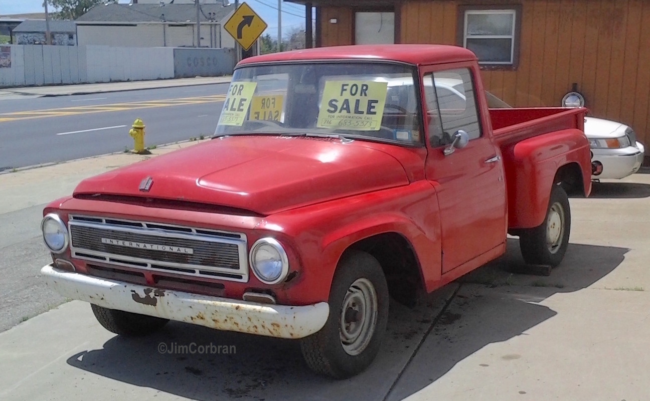 RealRides of WNY - 1967 International-Harvester 1000B