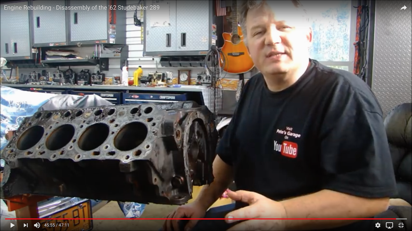 AUTO REPAIR MADE EASY… A VISIT TO PETE'S GARAGE