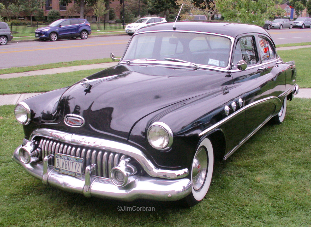 RealRides of WNY - 1952 Buick Special