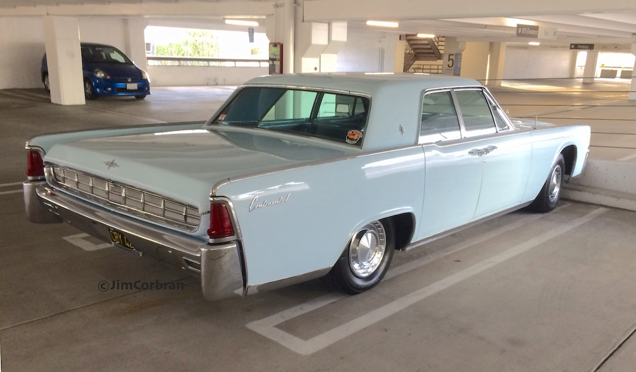 RealRides of WNY - 1963 Lincoln Continental