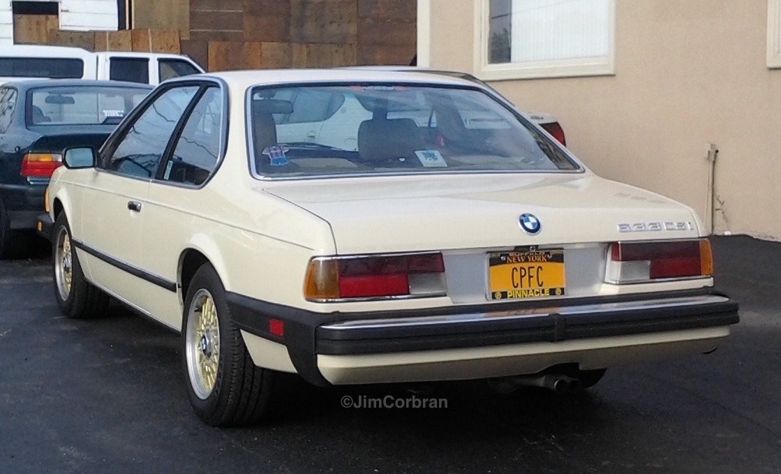 RealRides of WNY - 1980 BMW 633 CSi