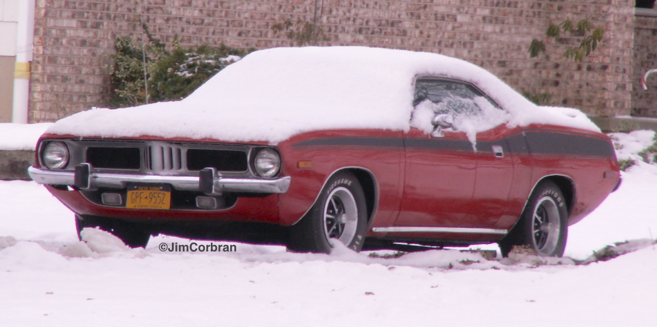 RealRides of WNY - 1973 Plymouth 'Cuda