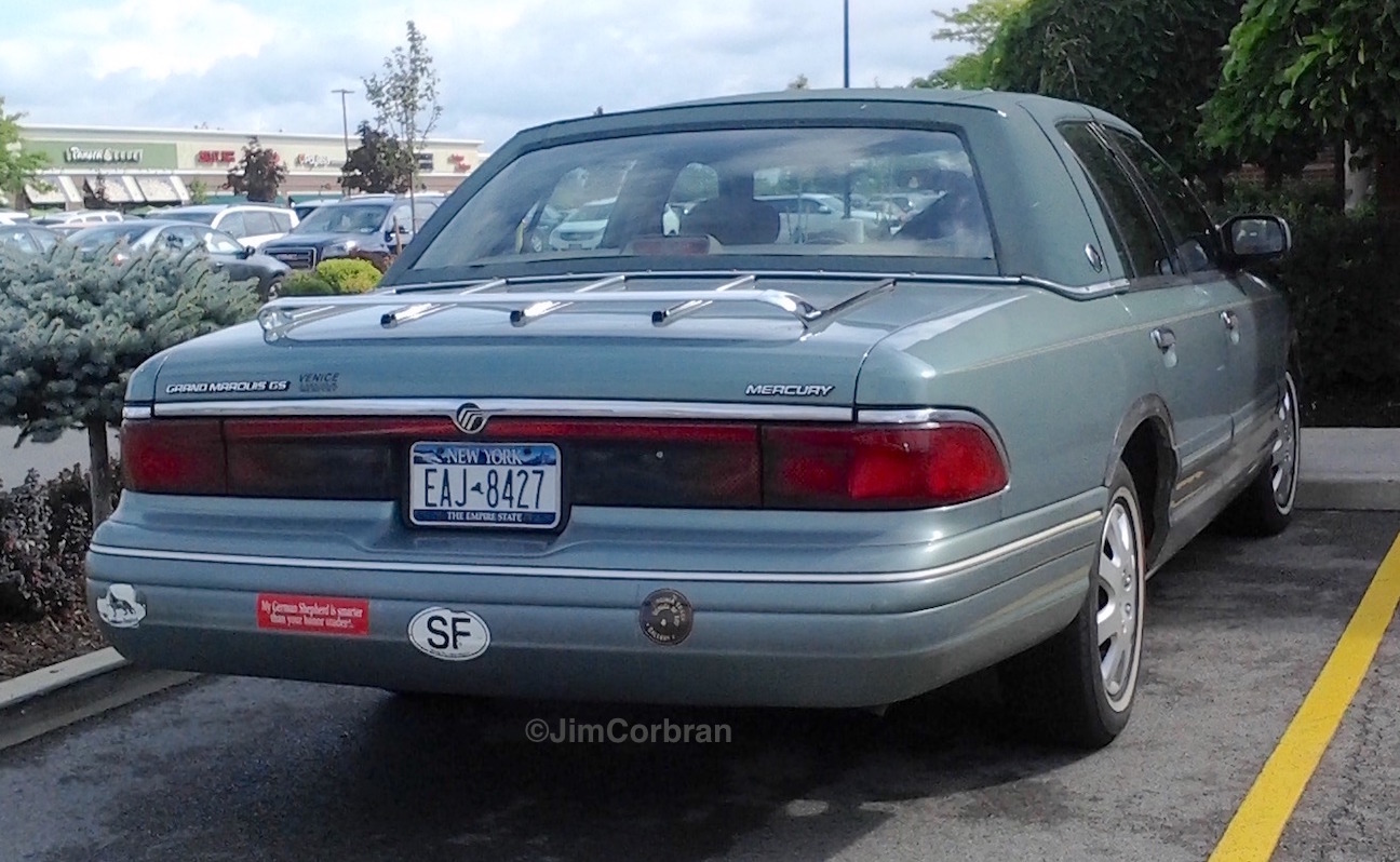 RealRides of WNY - 1997 Mercury Grand Marquis