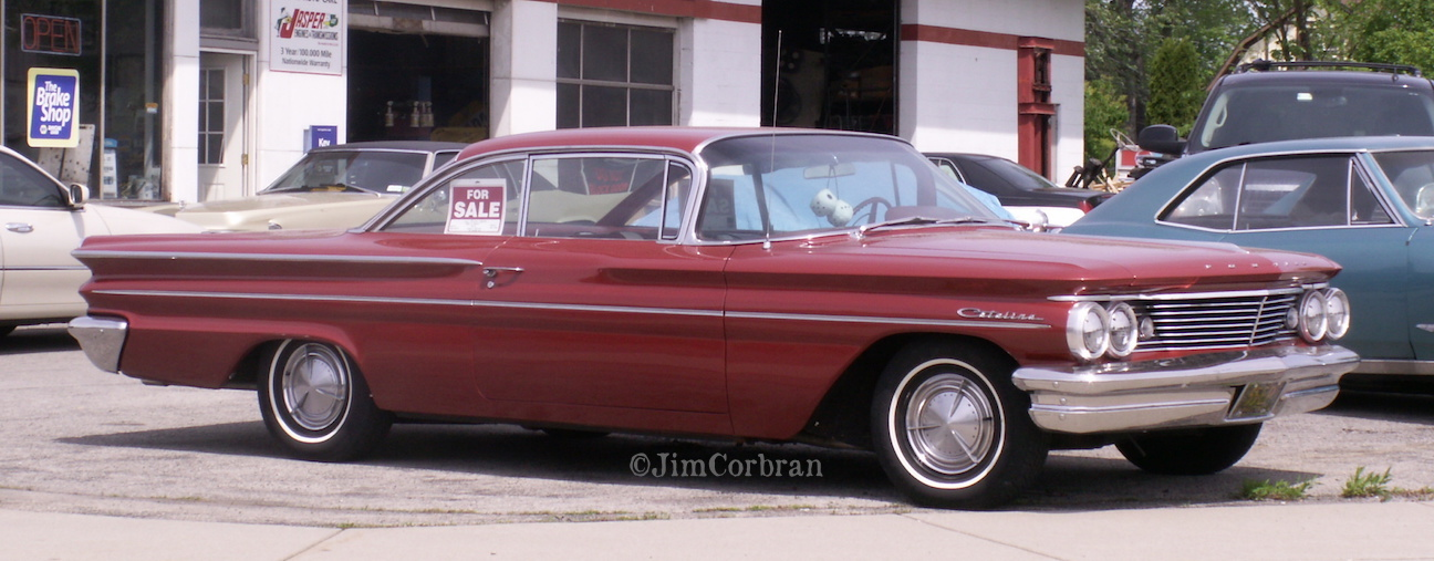 RealRides of WNY - 1960 Pontiac Catalina