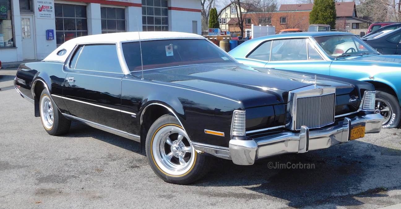 RealRides of WNY - 1973 Continental Mark IV