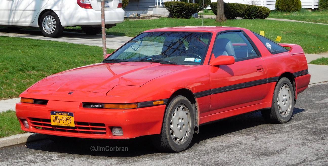 RealRides of WNY - 1988 Toyota Supra