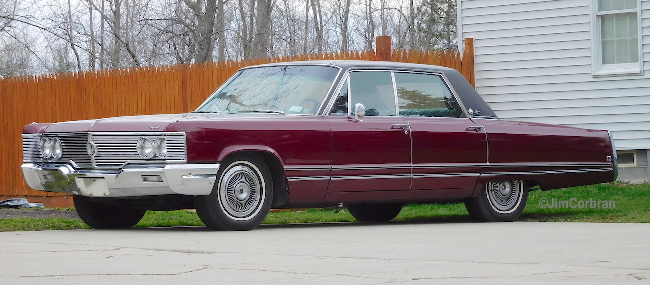 RealRides of WNY - 1968 Imperial LeBaron