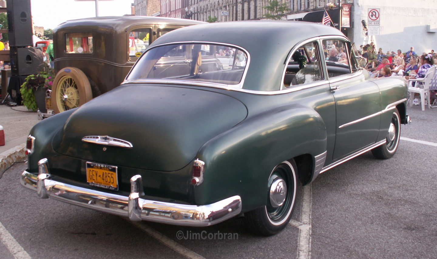 RealRides of WNY - 1951 Chevrolet DeLuxe