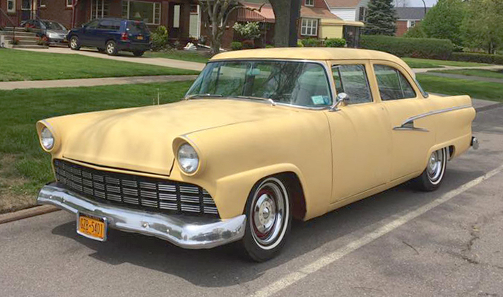 RealRides of WNY - 1956 Ford Mainline