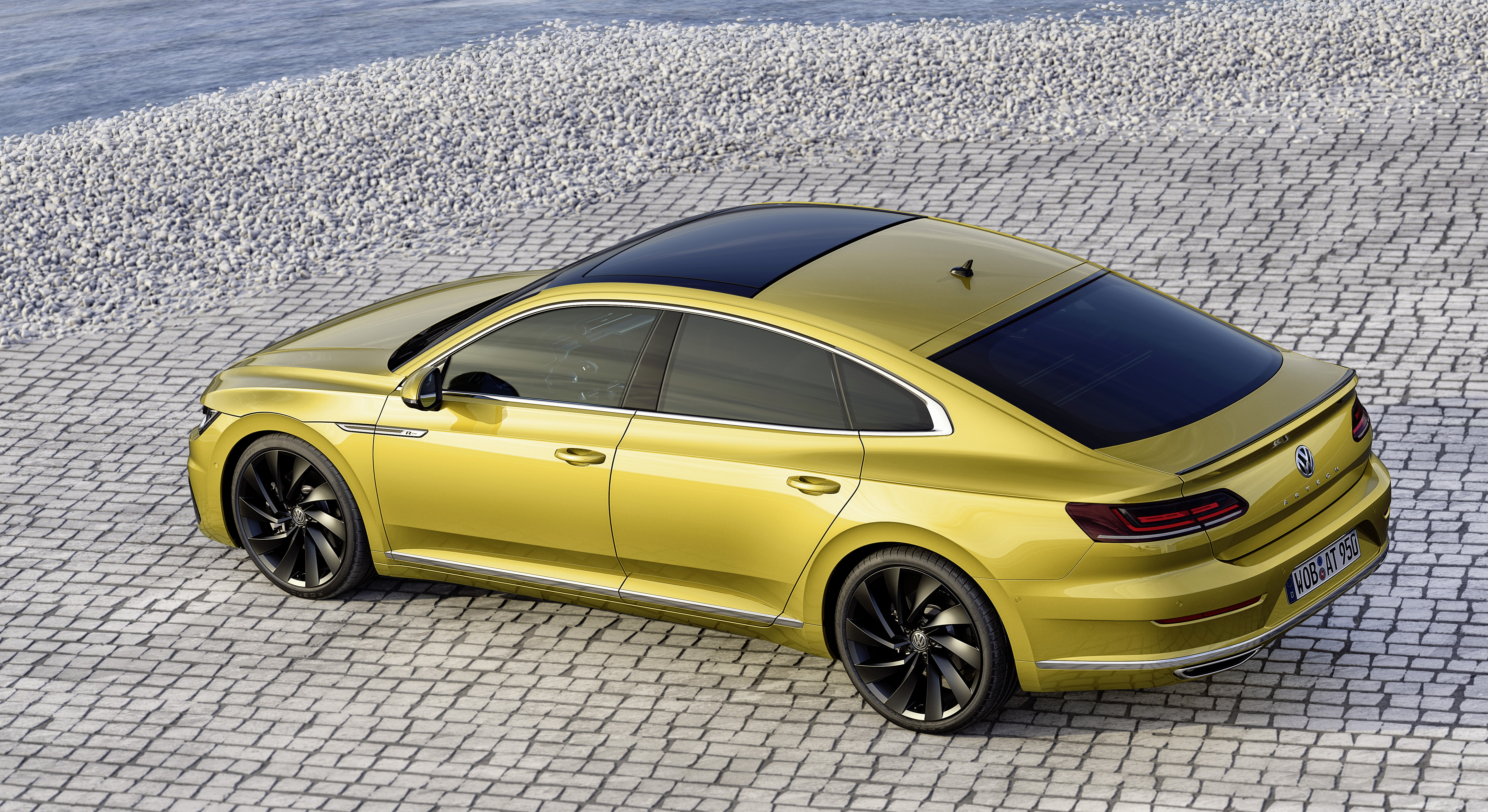 FAMILY SPORTS CAR —  … the new Volkswagen Arteon