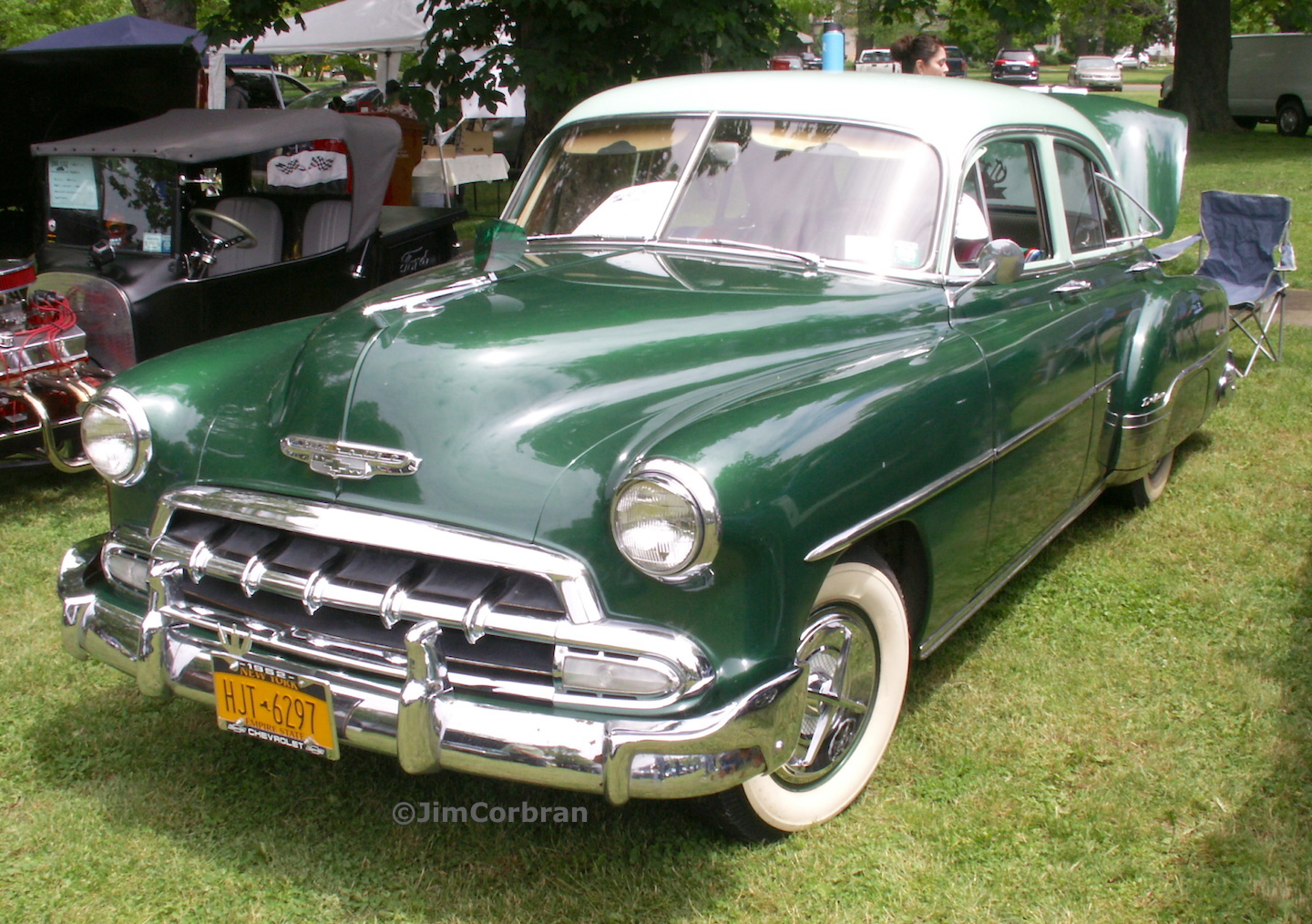 RealRides of WNY - 1952 Chevrolet Styline Deluxe