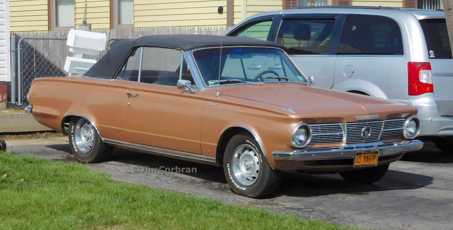 RealRides of WNY - 1965 Plymouth Valiant