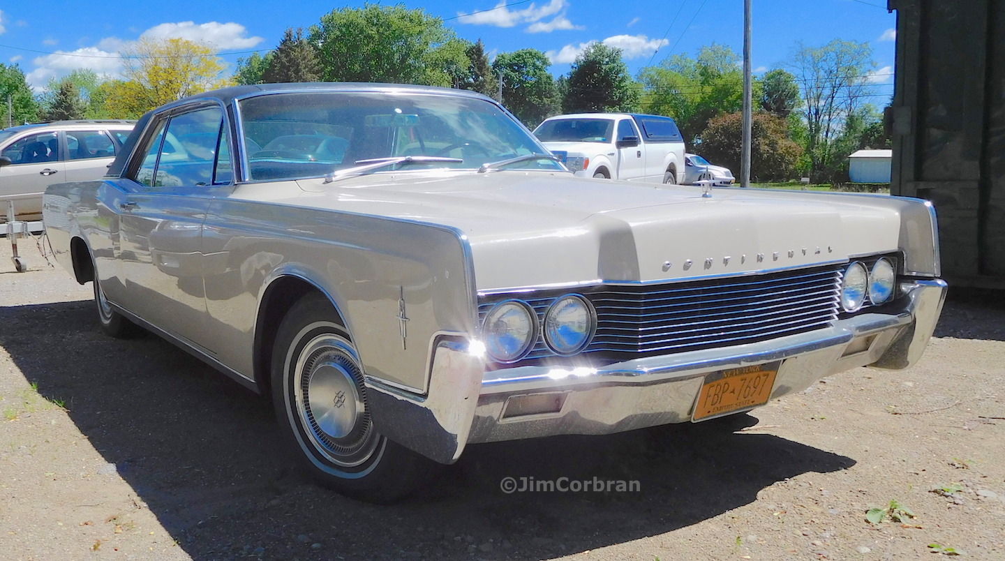 RealRides of WNY - 1966 Lincoln Continental