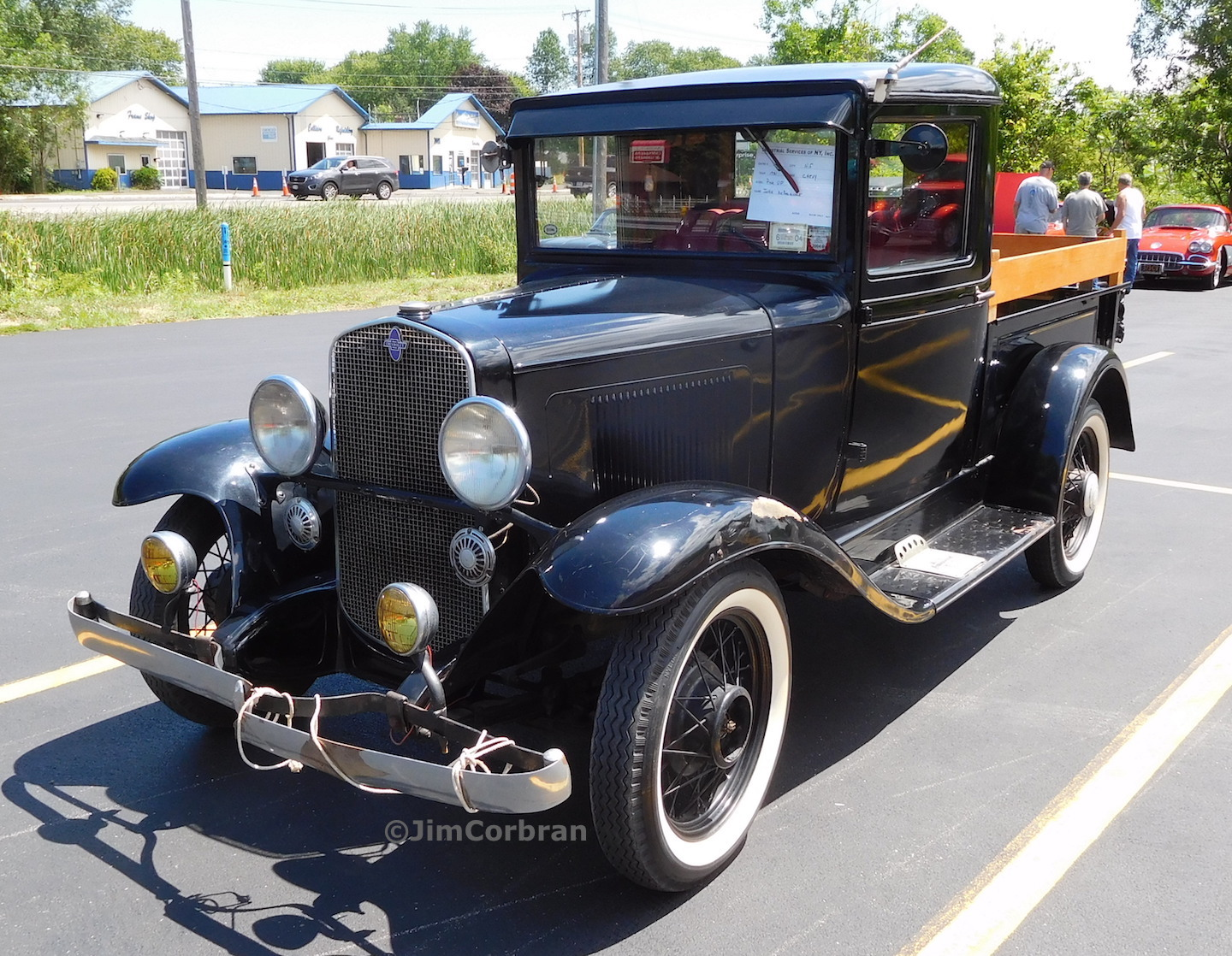 RealRides of WNY - 1931 Chevrolet pickup