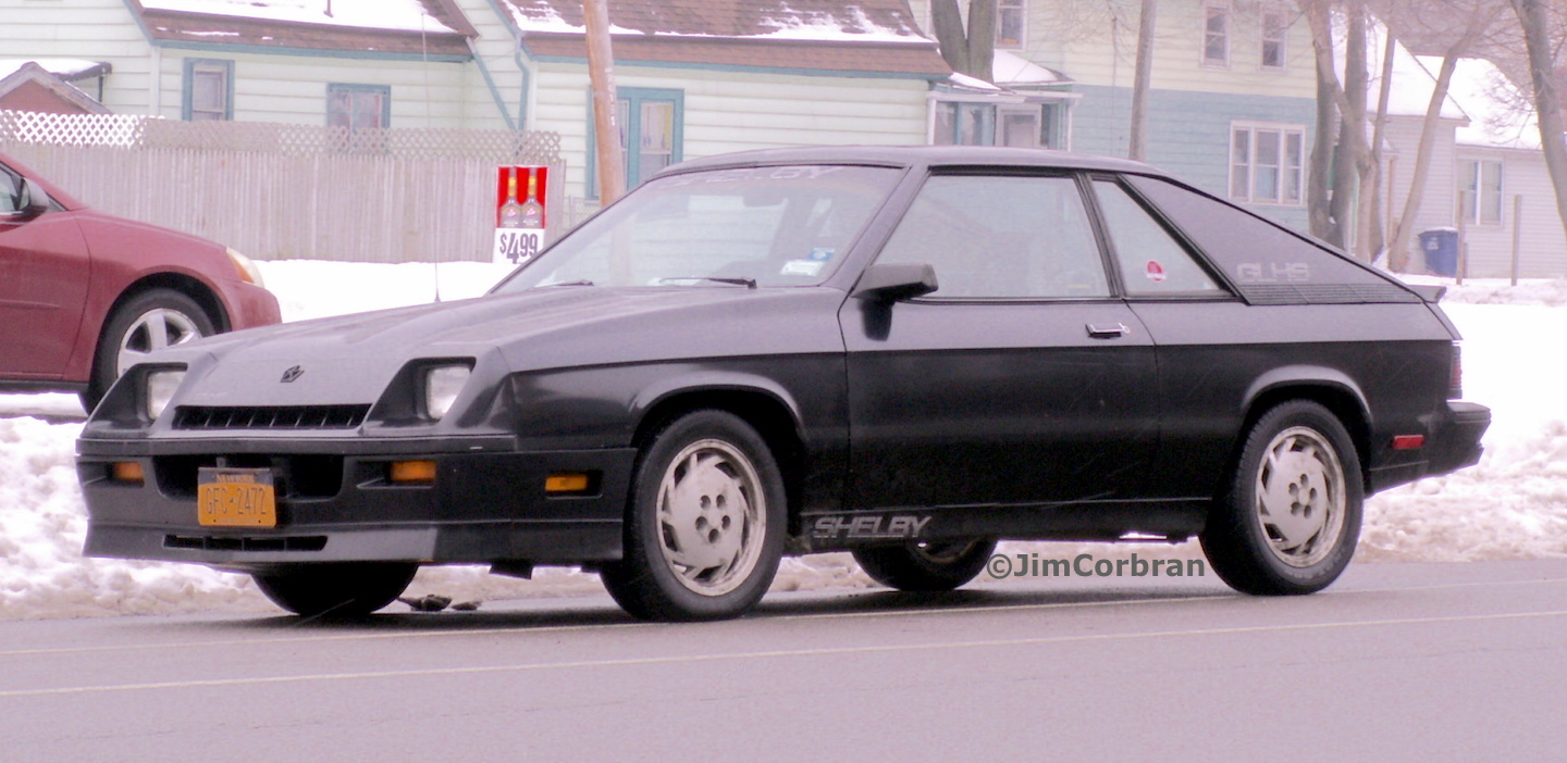 RealRides of WNY - 1987 Dodge Shelby Charger GLH-S