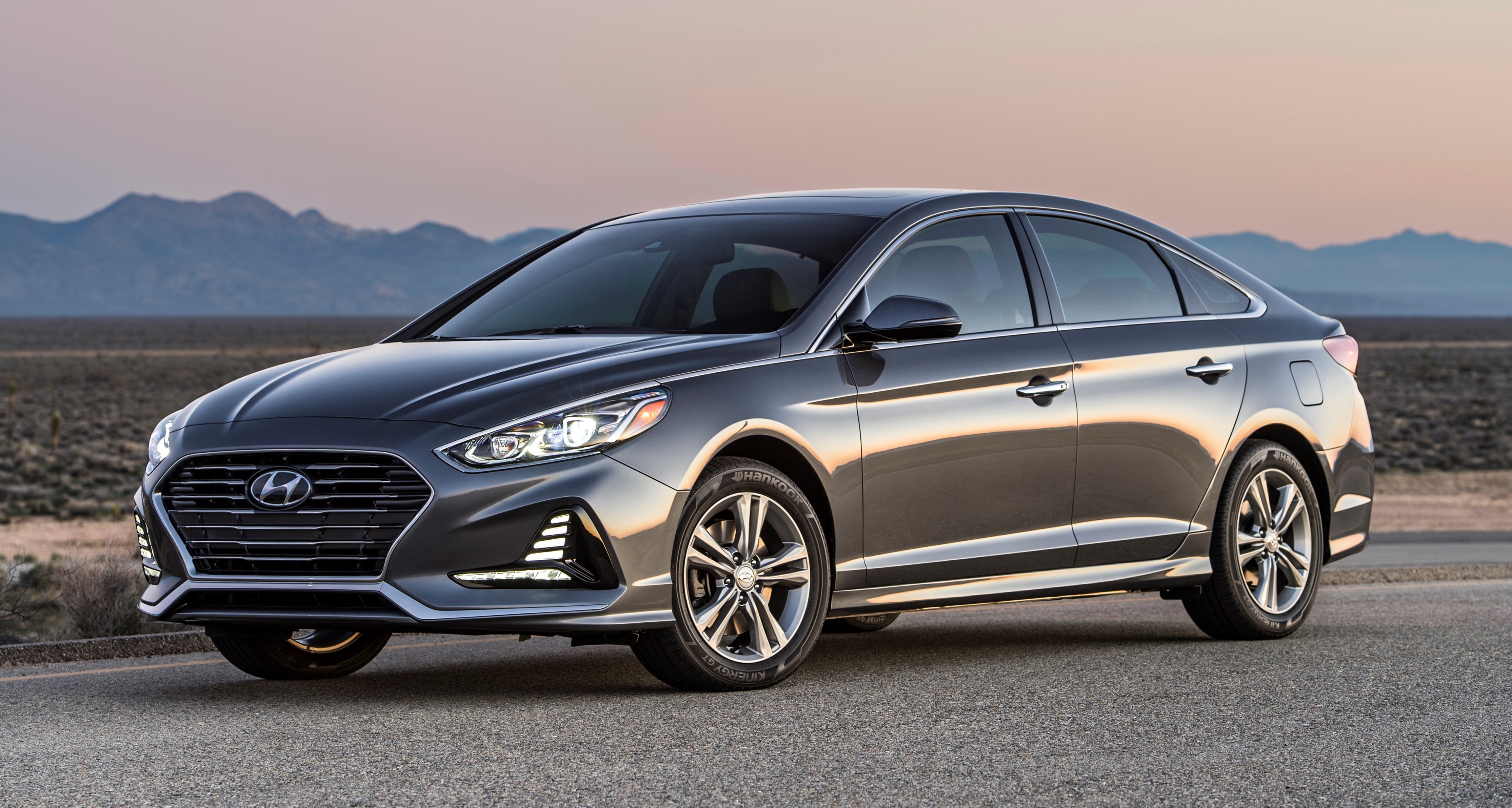 2018 HYUNDAI SONATA …as American as apple pie