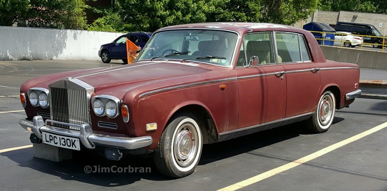 RealRides of WNY - 1972 Rolls-Royce Silver Shadow