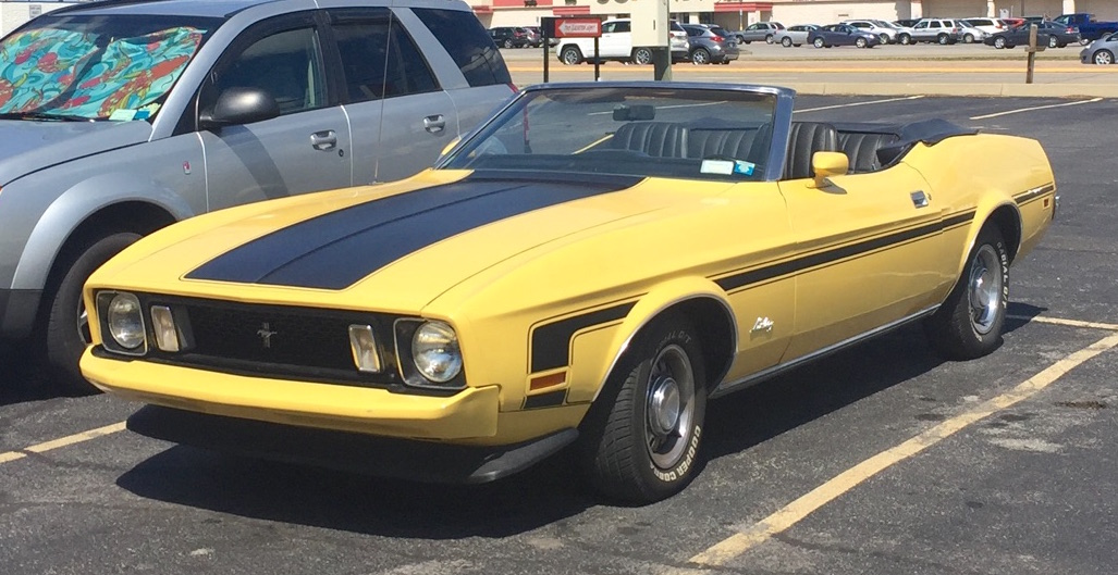 RealRides of WNY - 1973 Ford Mustang