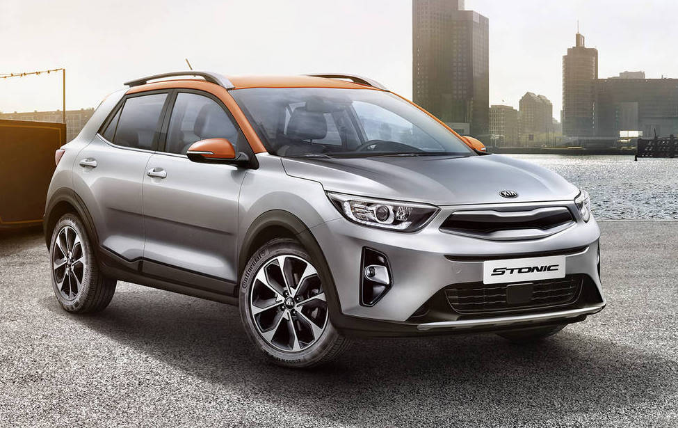 YES, IT'S ANOTHER KIA…