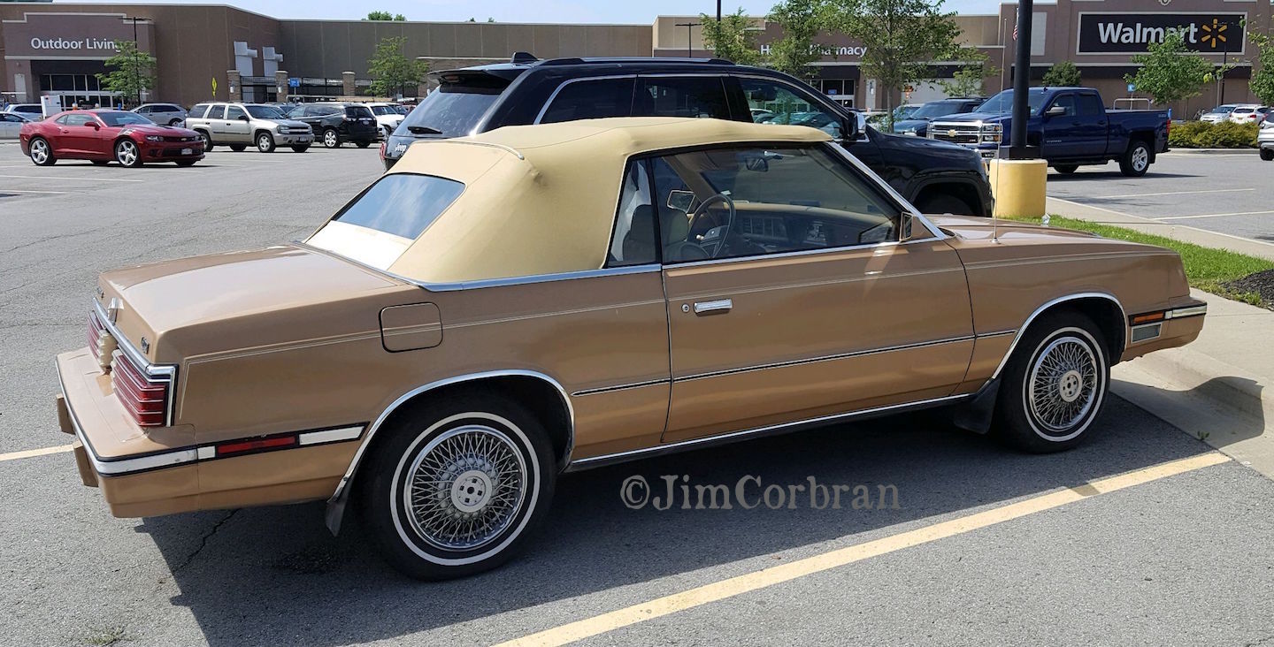 RealRides of WNY - 1984/5 Chrysler Lebaron