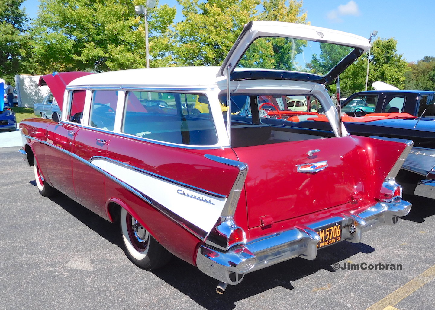 RealRides of WNY - 1957 Chevy Two-Ten