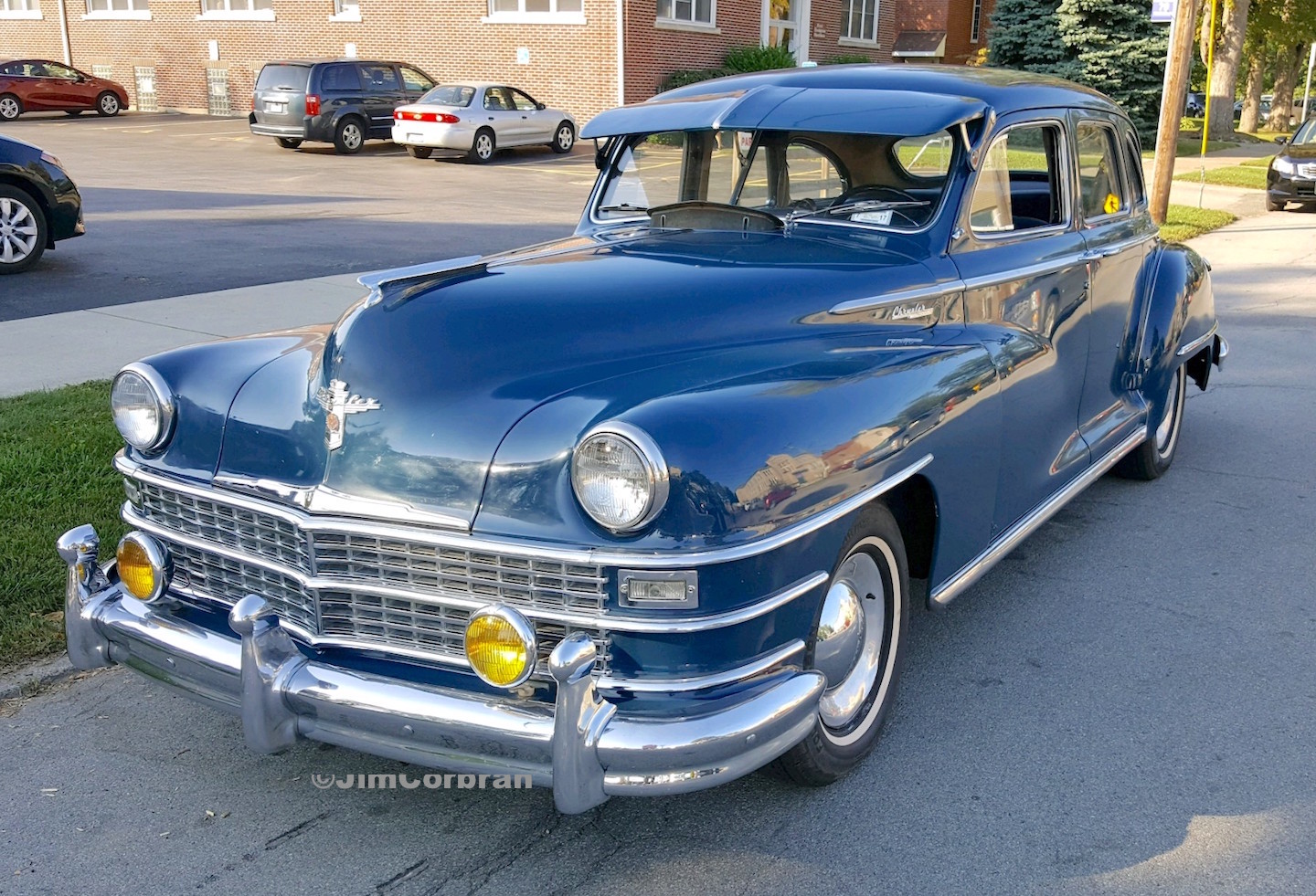 RealRides of WNY - 1948 Chrysler