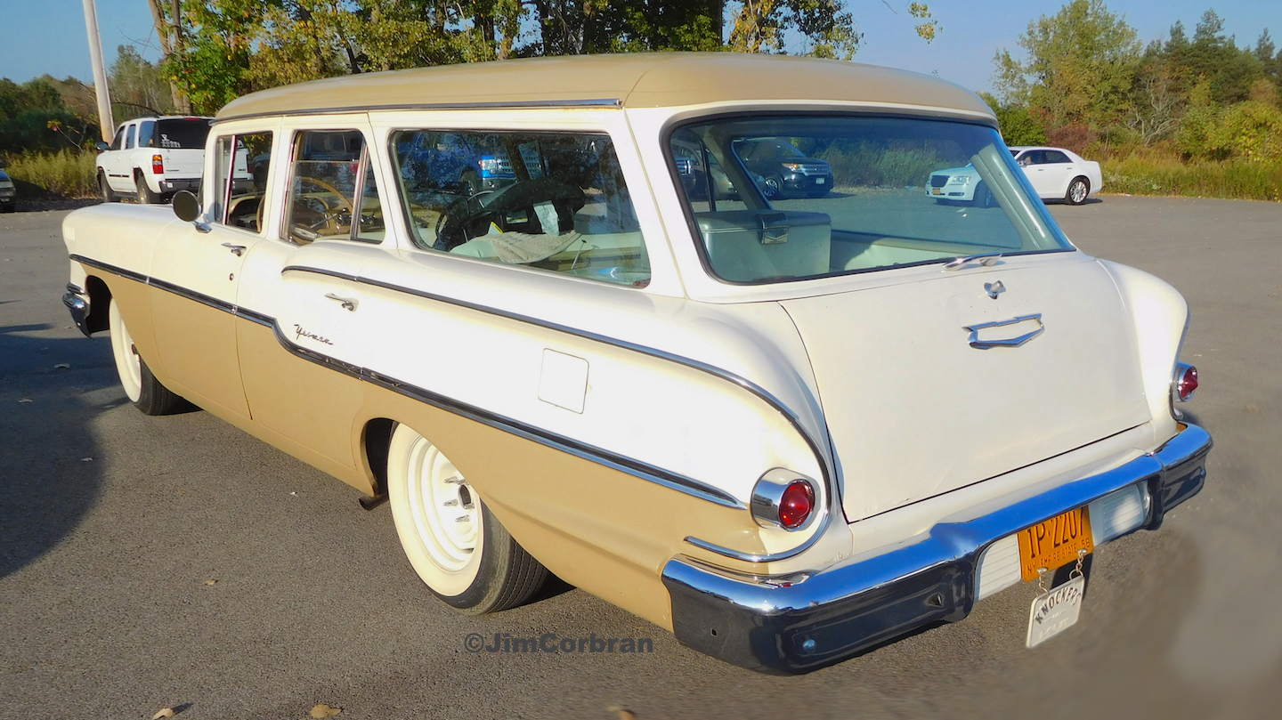 RealRides of WNY - 1958 Chevrolet Yeoman