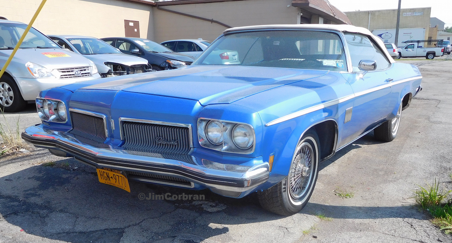 RealRides of WNY - 1973 Olds Delta 88