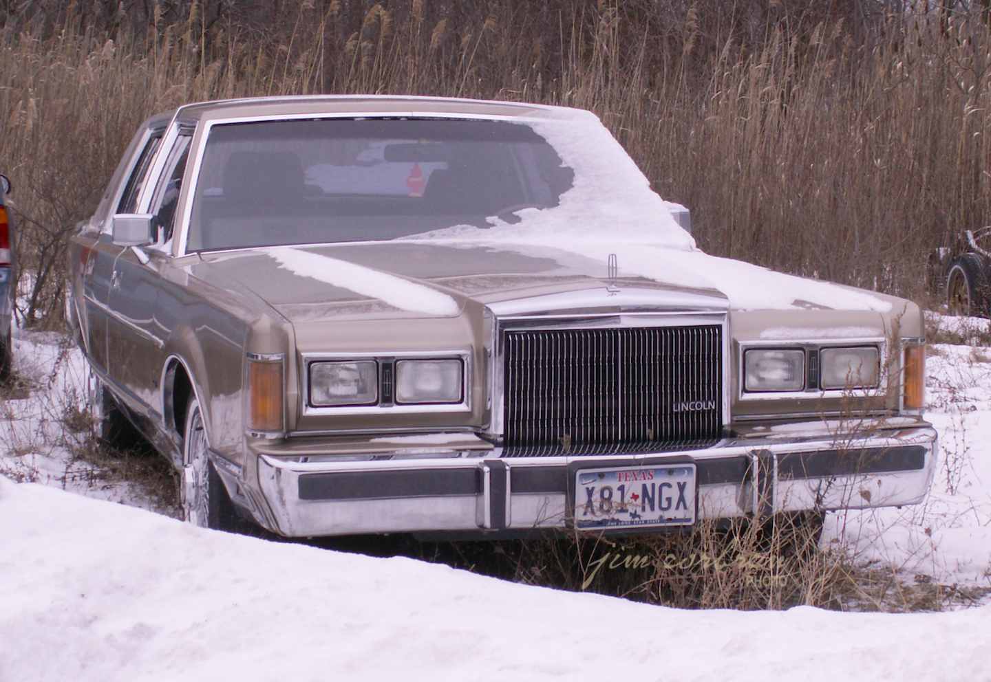 Realrides Of Wny 1989 Lincoln Town Car