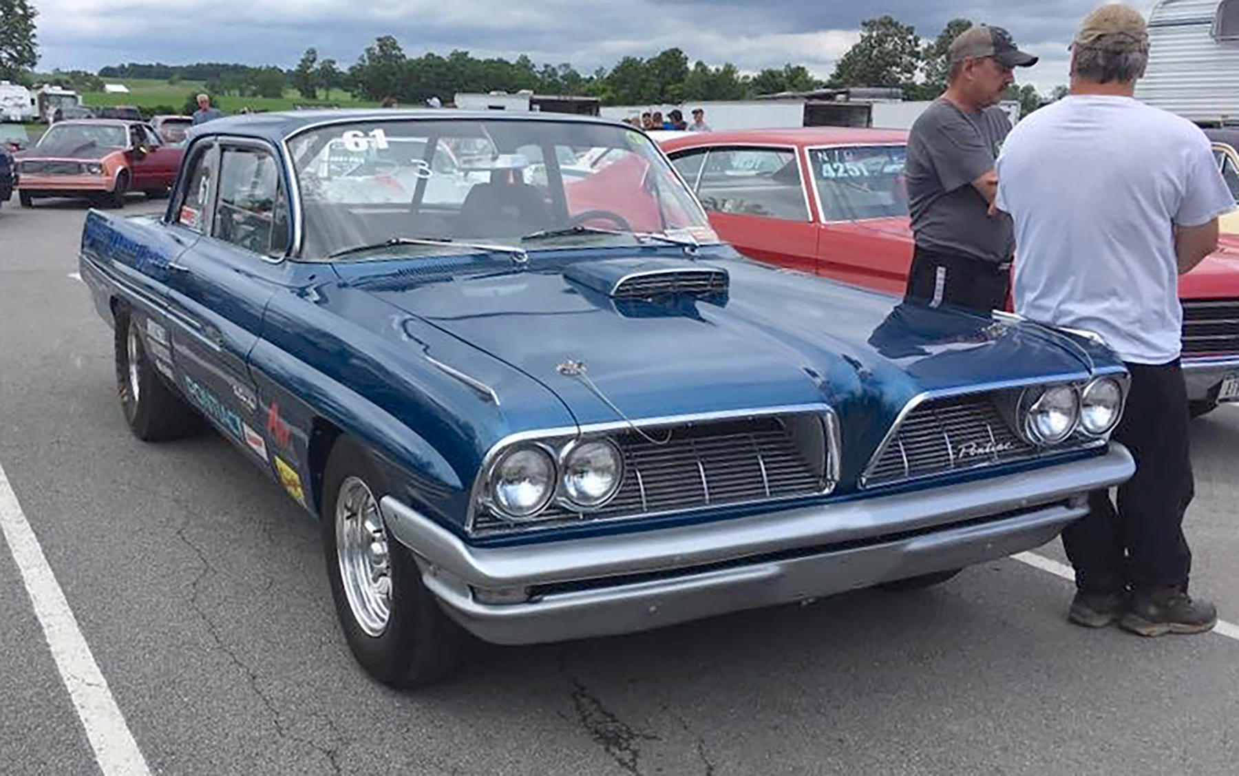 RealRides of WNY - 1961 Pontiac Catalina