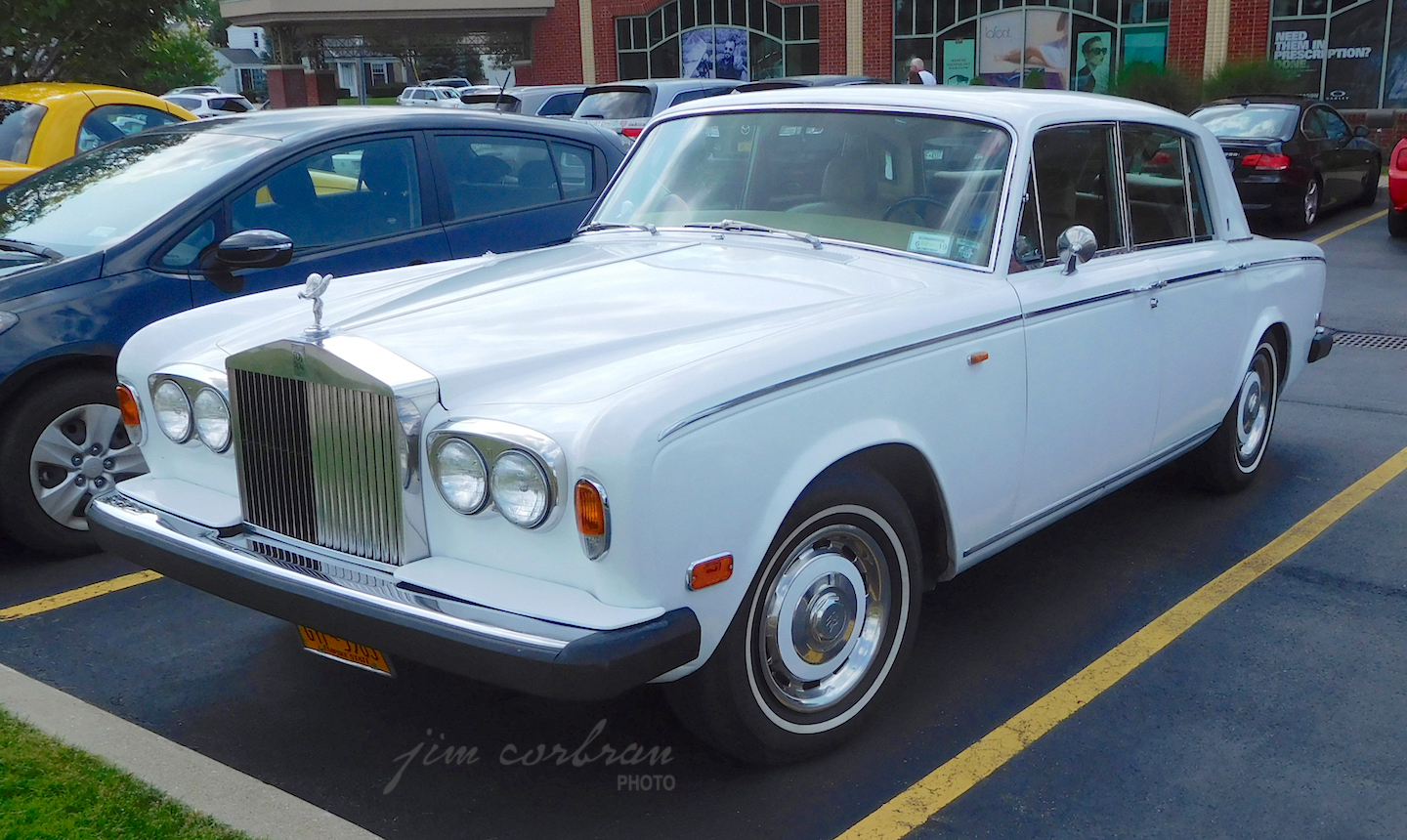 RealRides of WNY - 1975 Rolls-Royce Silver Shadow
