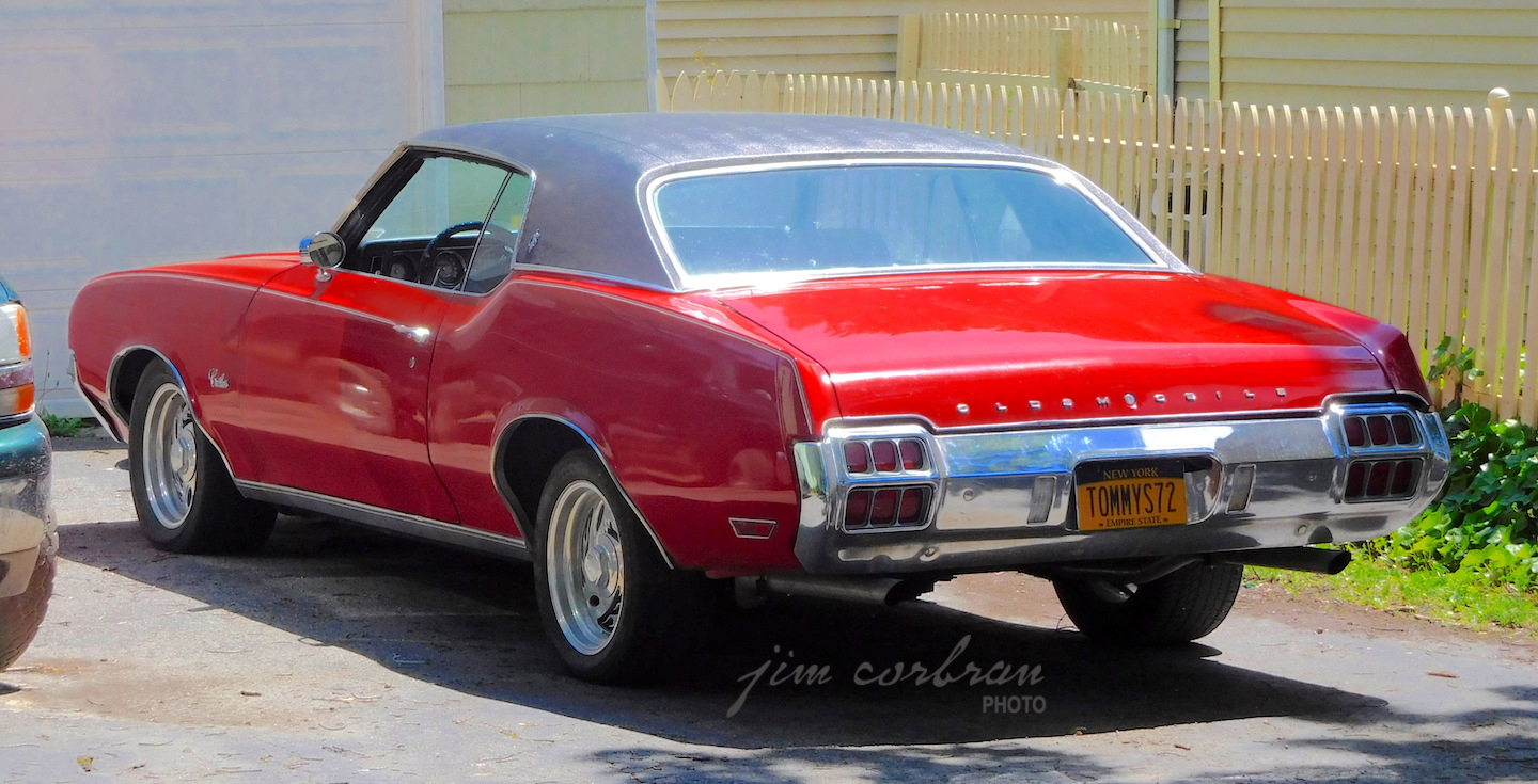 RealRides of WNY - 1972 Olds Cutlass Supreme