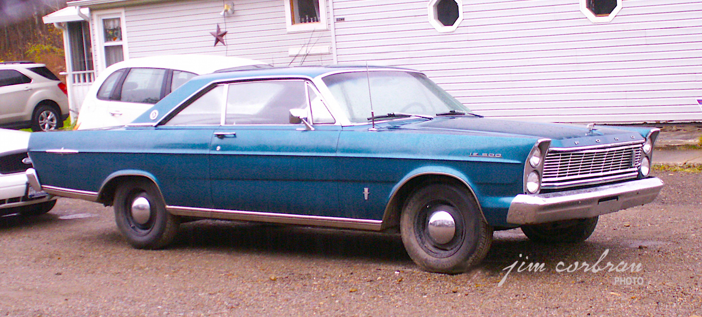 RealRides of WNY - 1965 Ford Galaxie 500 LTD