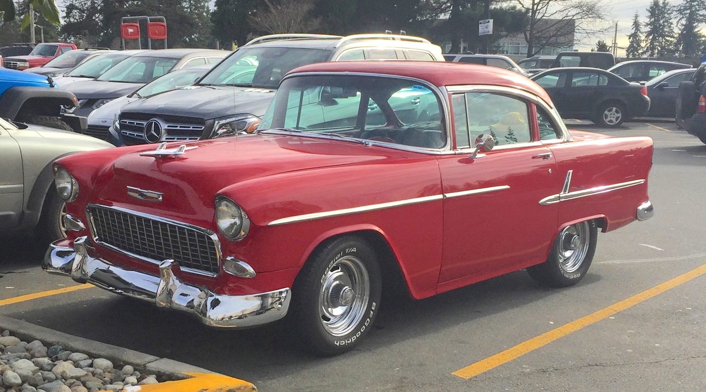 RealRides of WNY - 1955 Chevy Two-Ten