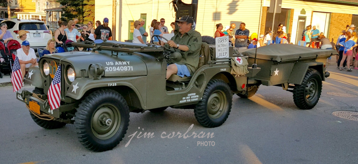 RealRides of WNY - 1953 Willys Jeep