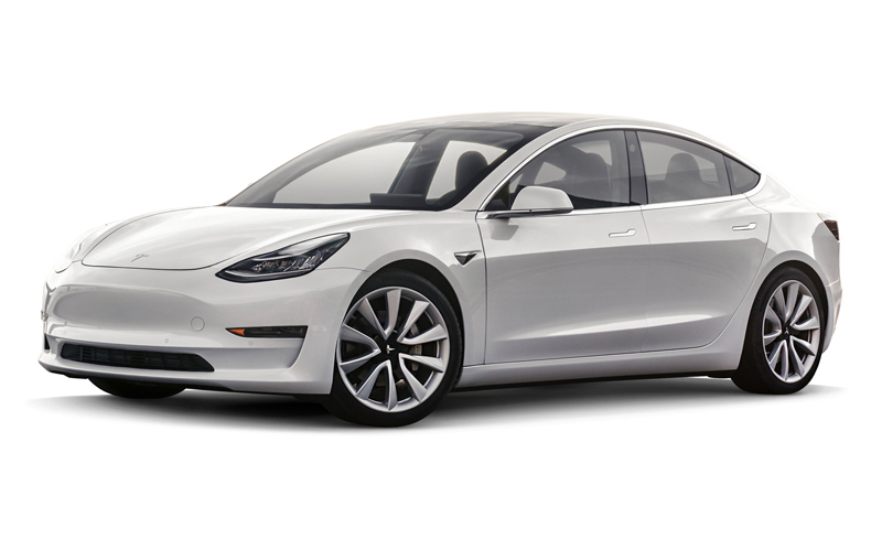 WHAT'S ALL THE HOOPLA ABOUT?  — Tesla's Model 3