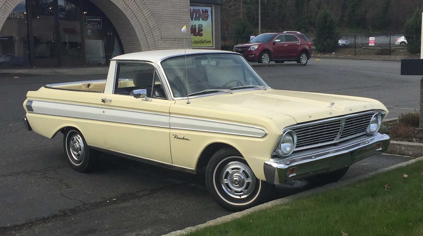 RealRides of WNY - 1965 Ford Ranchero