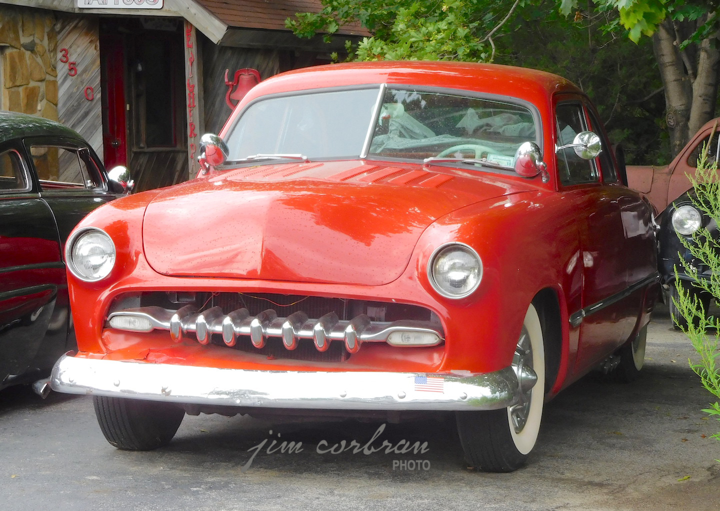 RealRides of WNY - 1949 Ford