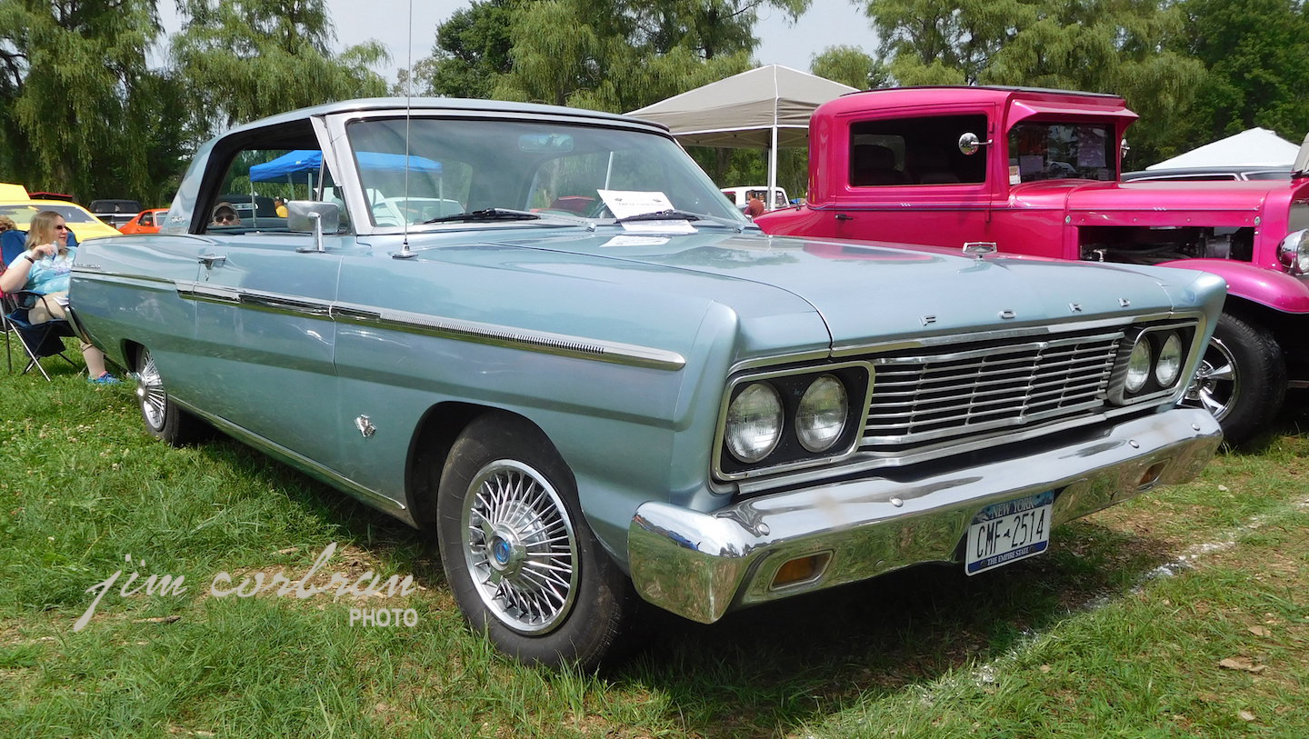 RealRides of WNY - 1965 Ford Fairlane 500 Sports Coupe