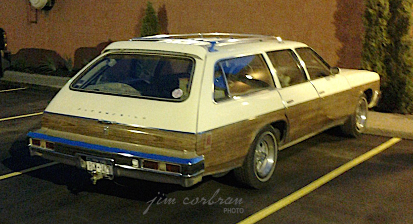 RealRides of WNY - 1977 Olds Vista-Cruiser