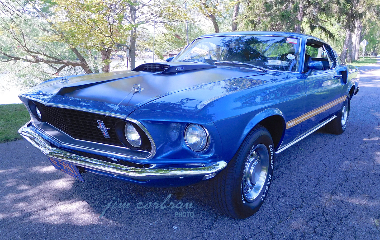RealRides of WNY - 1969 Ford Mustang