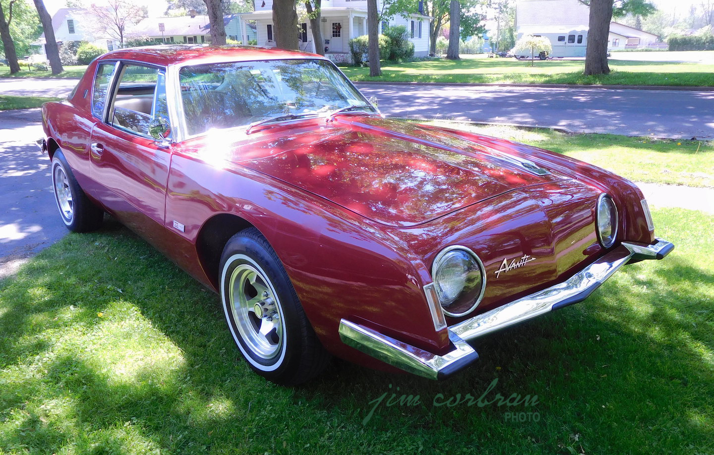 THE AVANTI BUG BITES AGAIN  — 1963 Studebaker Avanti