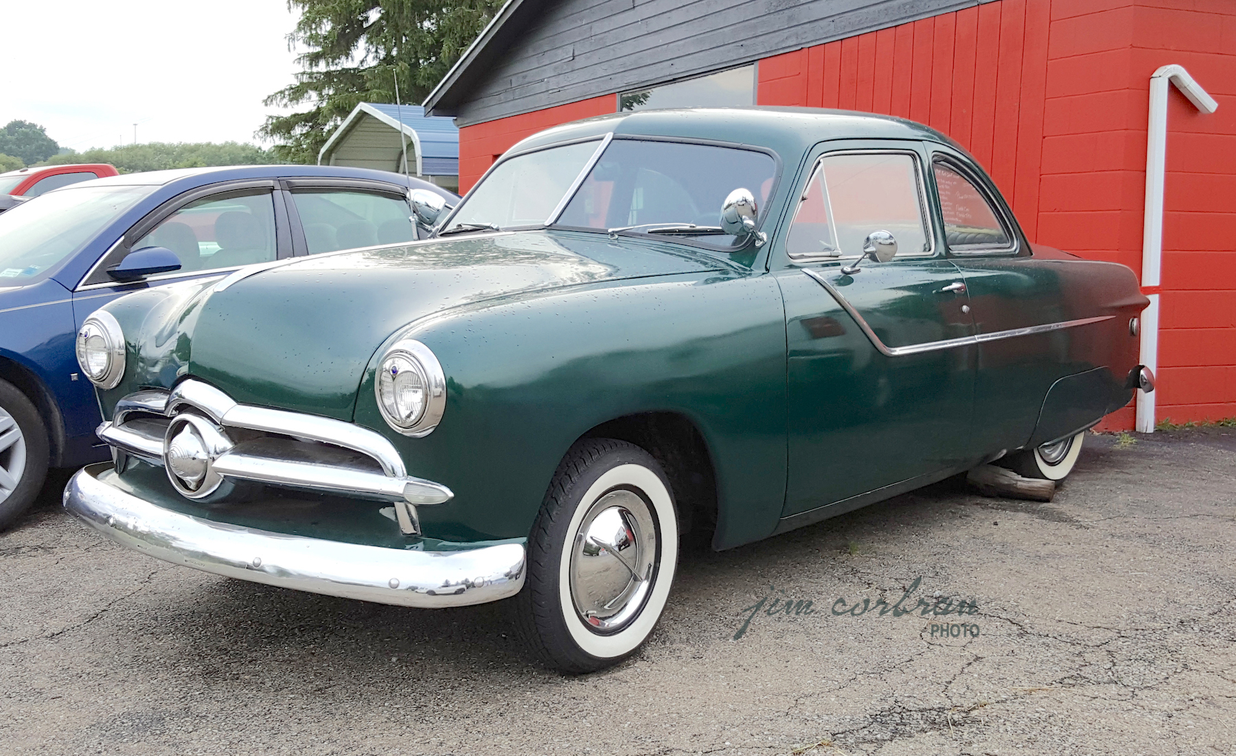 RealRides of WNY - 1949 Ford coupe