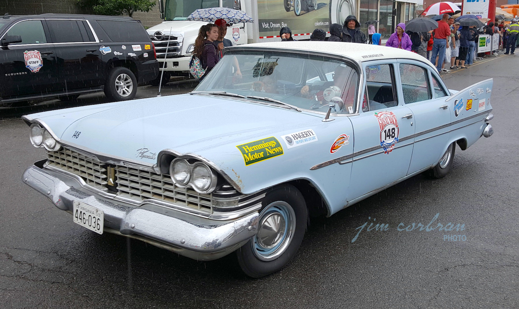 RealRides of WNY - 1959 Plymouth Belvedere