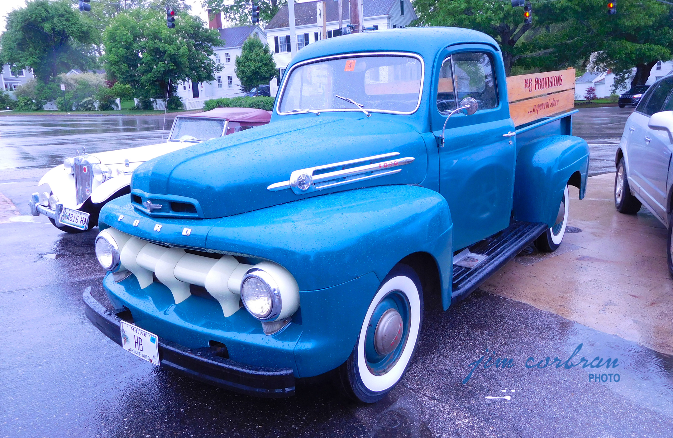 RealRides of WNY (on the Road) - 1952 Ford F-1