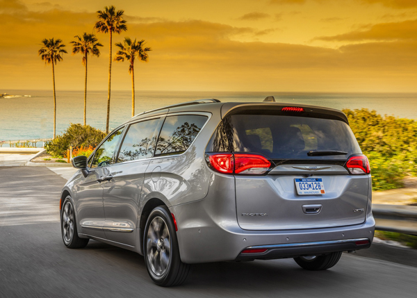 A VAN BY ANY OTHER NAME… THE 2017 CHRYSLER PACIFICA