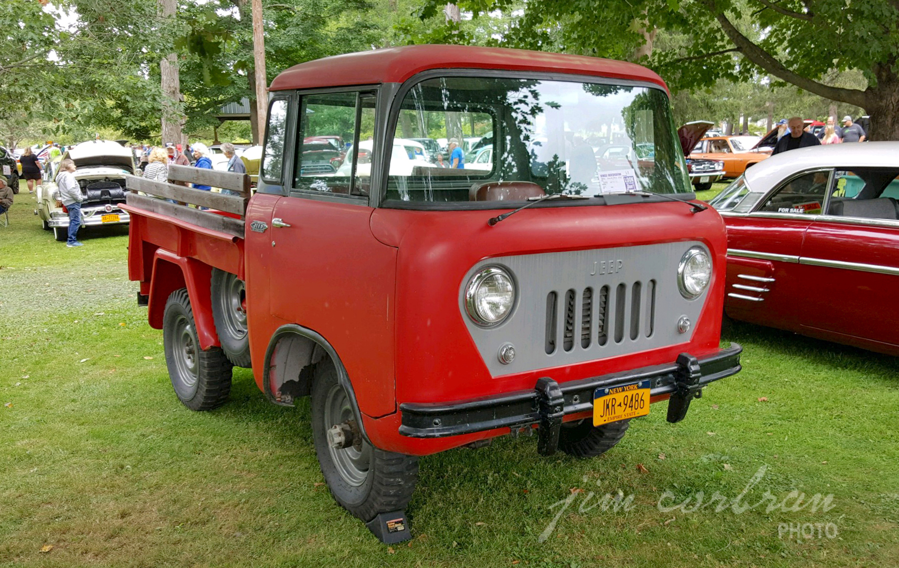 RealRides of WNY - 1957 Jeep FC